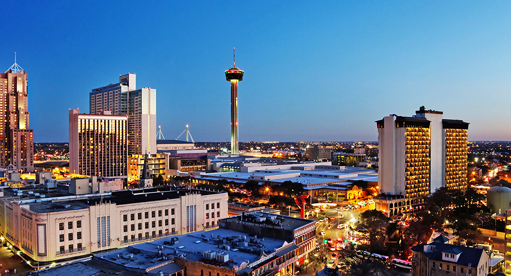 San Antonio, TX – City