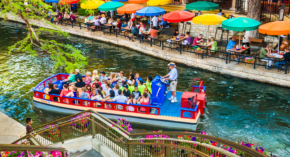 San Antonio, TX – River Walk